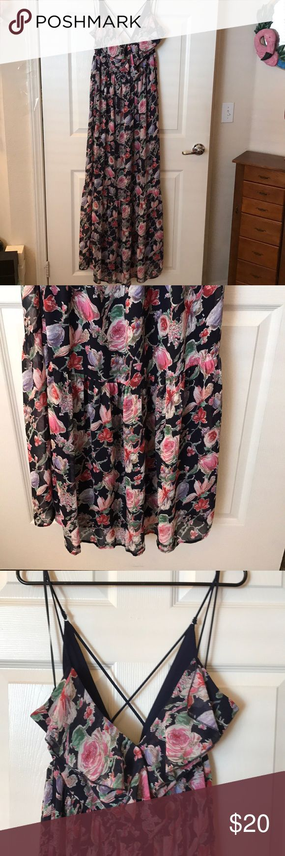 Adelyn Rae dress Brand new with tags size large gorgeous maxi dress (Nordstrom). Adelyn Rae Dresses Maxi