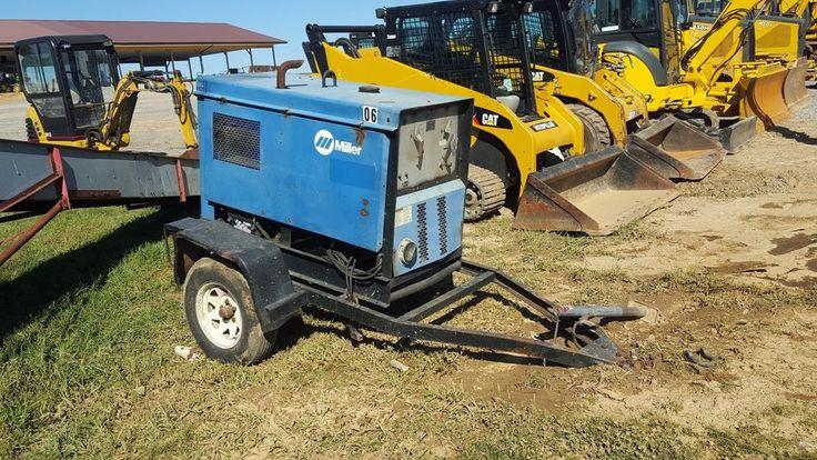 Miller Big Blue 400D Welder Constant Current Generator