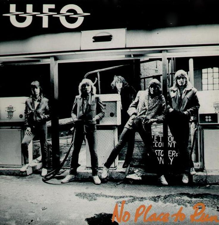 ufo band | UFO | No place to run + Bonus - Nuclear Blast
