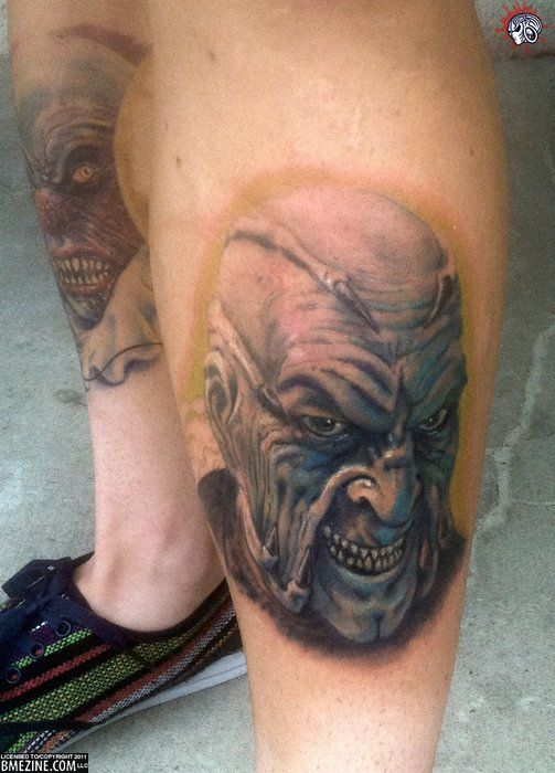 49 best jeepers creepers tattoos images on pinterest jeepers creepers instagram and peircings. Black Bedroom Furniture Sets. Home Design Ideas