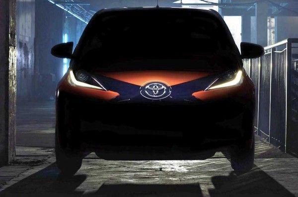 Έρχεται και το νέο Toyota Aygo. http://www.caroto.gr/?p=15295