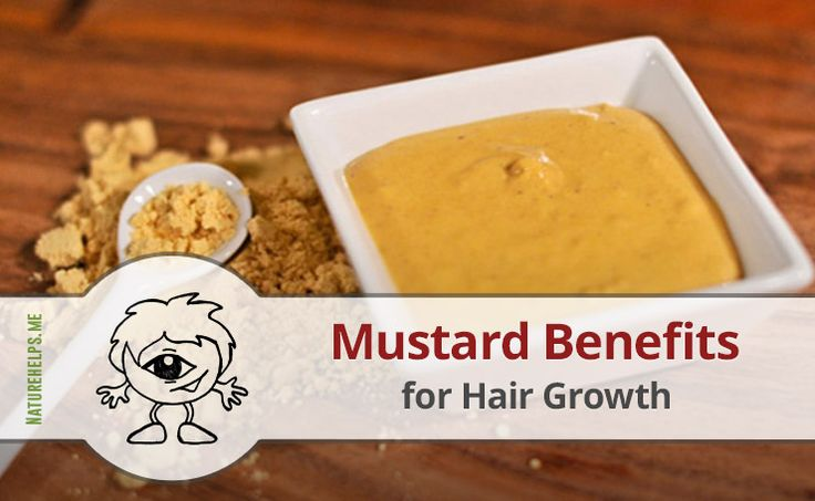 Mustard Benefits for Hair Growth