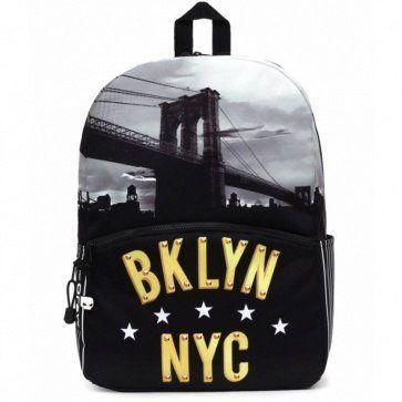Deze Mojo Brooklyn Rugzak vind je op www.liefzebraatje.nl