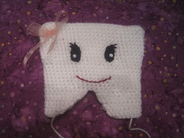 Amigurumi Tooth Fairy : 1000+ images about crochet tooth fairy pillow pouch on ...