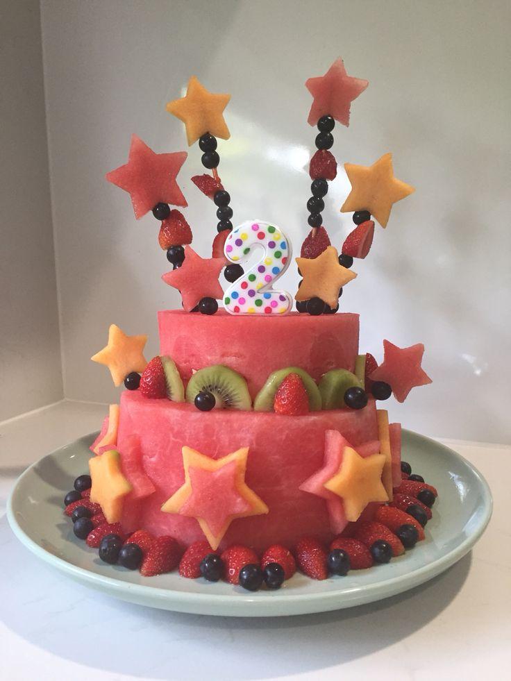 84 best Kids party ideas Watermelon cakes fruits cakes