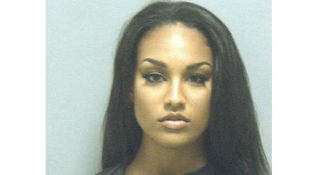 Its Good 2 Be Bad:Another Hot Mugshot Goes Viral-Meet Angela Coates,a Georgia resident and a former Jet magazine Beauty of the Week.This good-looking  young lady was arrested in DeKalb County for disorderly conduct and had to take a mugshot.Well, just like #felonbae Jeremy Meeks,a star is born. Thirsty dudes from all over were soon making their bids to help the 22-year-old Tampa native get up her $360 bail.If you remember,some women were crucified online for their admiration.Click to read…