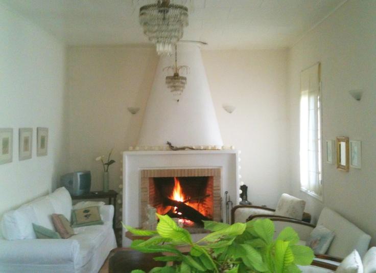 Living room. Photo by Thalia.P.