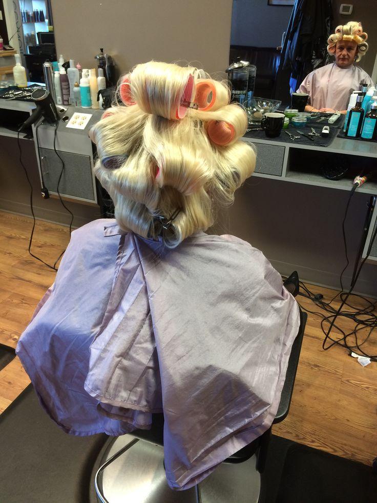 131 Best Blonde Bouffant Images On Pinterest Hair Dos