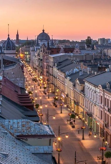 Lodz Polska