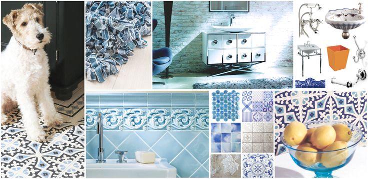 Blue inspiration #blue
