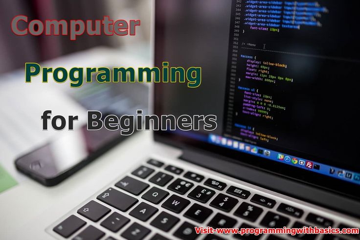 Computer Programming for Beginners or computer programming course for beginners or computer programming jobs for beginners or computer prog...