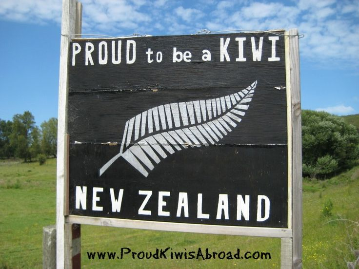 Proud to be a Kiwi!!