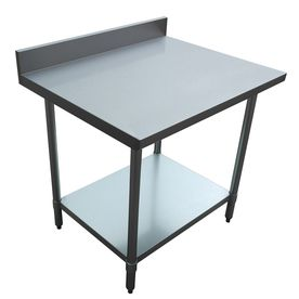 Excalibur 34-In X 36-In Stainless Steel Commercial Food Prep Table Et1
