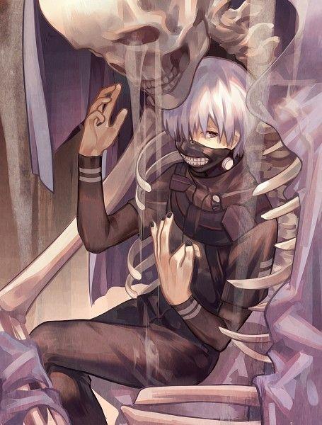Kaneki ||| Tokyo Ghoul Fan Art