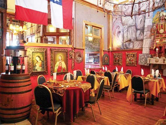 Los Sabores del Inca   Guía de Restaurantes Peruanos en Chile