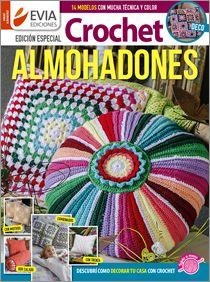 Crochet ALMOHADONES - Edición Especial 2016