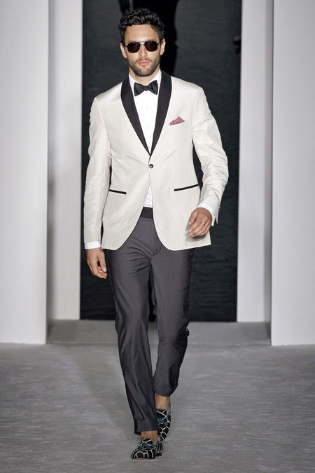 Michael Bastian Spring 2013 Menswear Collection Slideshow on Style.com