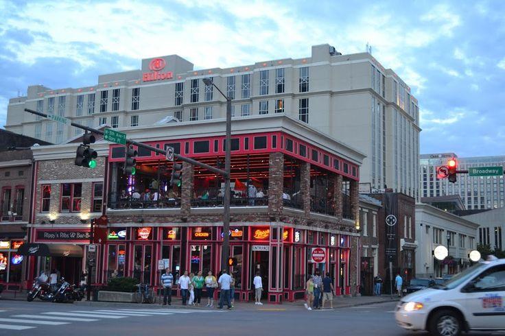 Nashville, Tennessee (Нашвилл, Теннесси)