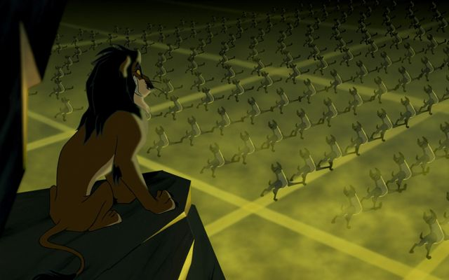"""Hail Scar !: Tout ce que vous ne saviez pas sur """"Le Roi Lion""""... - AlloCiné"""