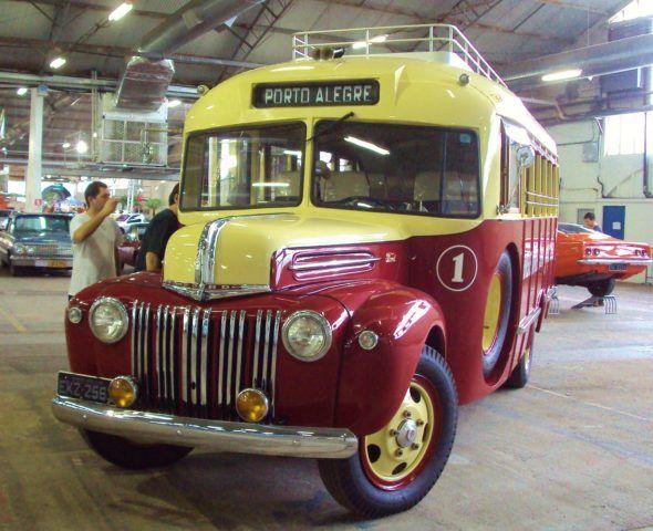 Fotos antigas dos ônibus no Brasil | Portal da Memória Brasileira - JWS.com.br