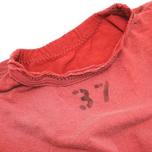 DENIM DUNGAREE(デニム&ダンガリー):ビンテージテンジク AAA Tシャツ 5R赤 の通販【ブランド子供服のミリバール】