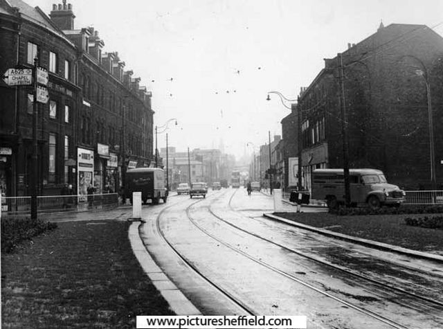 The Moor, 3rd February 1960