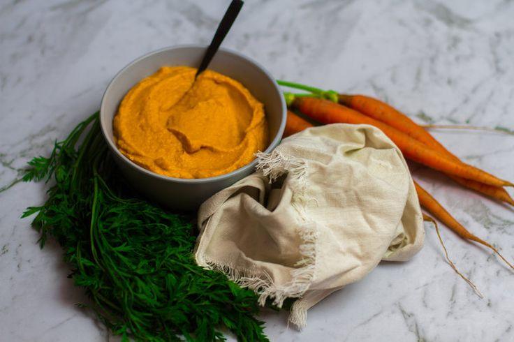 Carrot, Honey, and Cumin Dip