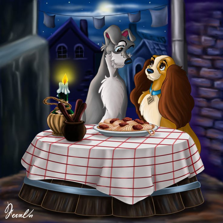 25 best Lady and the Tramp images on Pinterest | Lady and the ...
