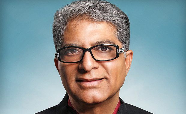 This is a collection of 25 of my favorite Deepak Chopra quotes.