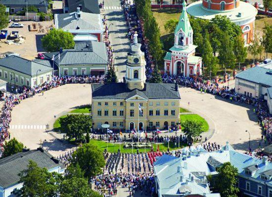 Hamina, Finland.
