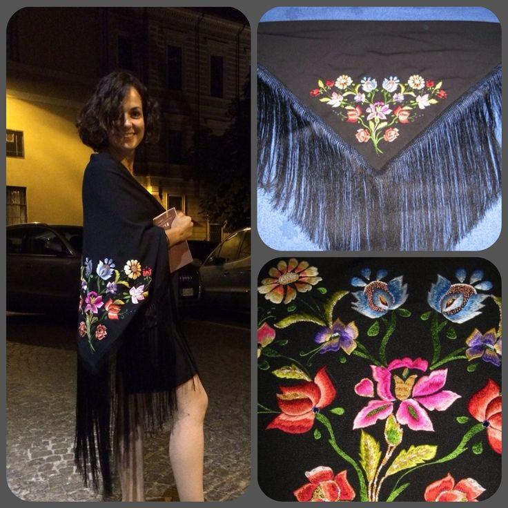 Il mio scialle di Oliena