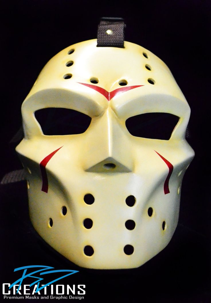 Special Edition Friday the 13th Casey Jones by RobDeMaioCreations, $220.00