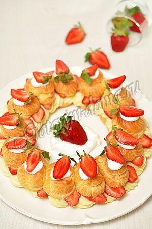 Strawberry makes everything tasty