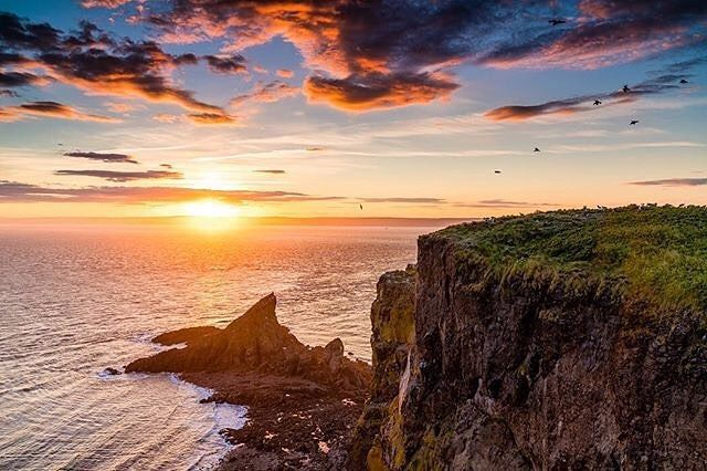 "Nova Scotia (@visitnovascotia): ""One of our favourite hikes - Cape Split on the Bay of Fundy in Nova Scotia. Tag someone who would…"""