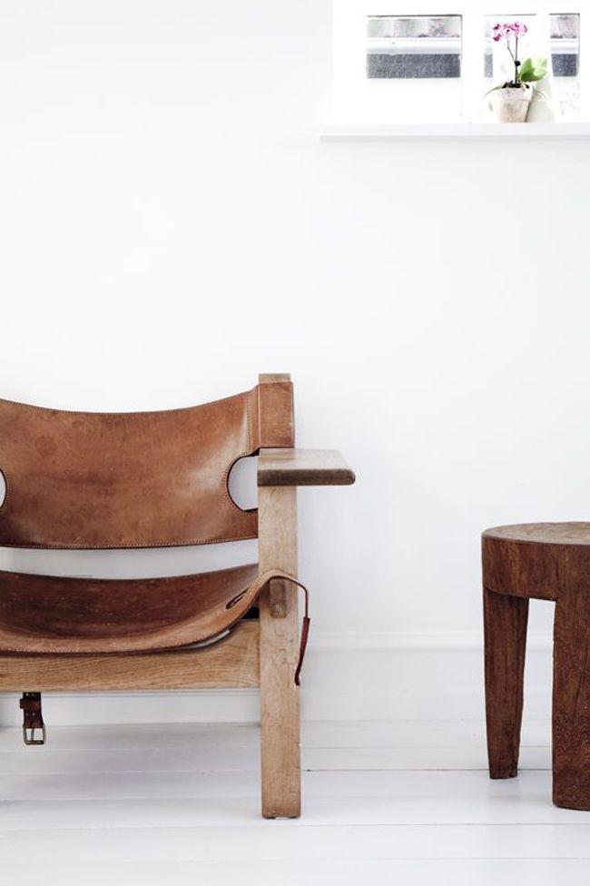 M s de 25 ideas incre bles sobre sillas de cuero en - Cuero para tapizar sillas ...