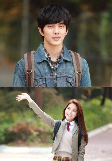 Yoo Seung Ho and MAMAMOO's Solar are sweet youths in 'Imaginary Cat' cuts   allkpop.com