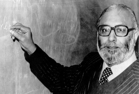 The late Abdus Salam was a member of the ostracized Ahmadi religious minority.