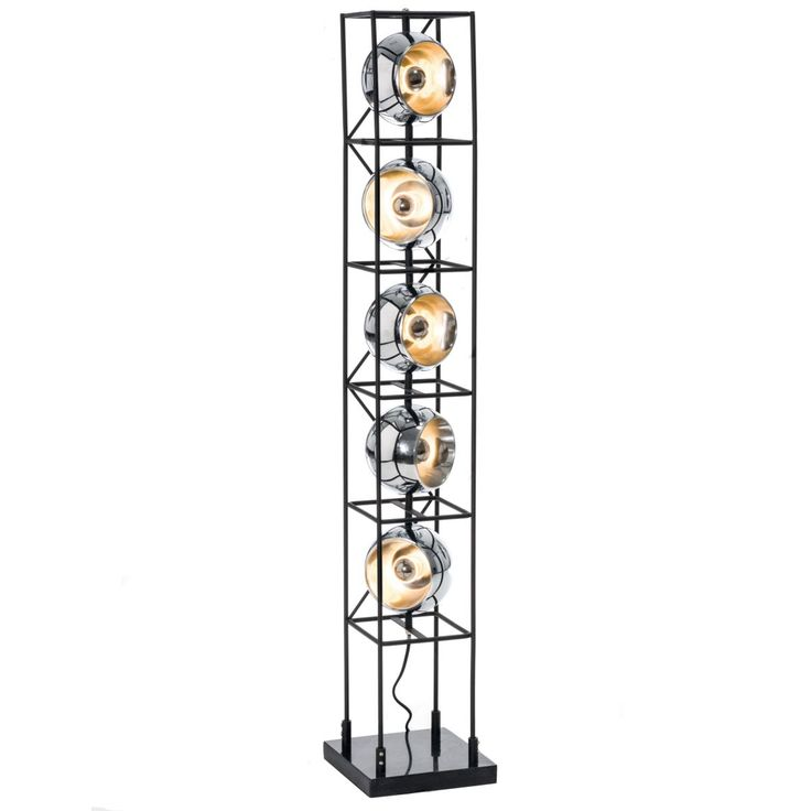 Stehleuchte Stage, edel, Metall Jetzt bestellen unter: https://moebel.ladendirekt.de/lampen/stehlampen/standleuchten/?uid=598d792f-1c6c-598a-80e5-f3b6257ee5dc&utm_source=pinterest&utm_medium=pin&utm_campaign=boards #stehlampen #leuchten #lampen #stehleuchten