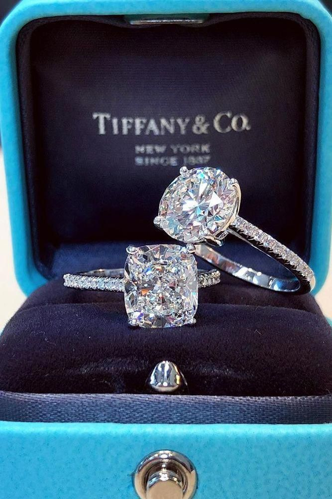 Check Out Round Engagement Rings Roundengagementrings Tiffany Engagement Ring Tiffany Engagement Morganite Engagement Ring Rose Gold