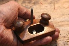 Small router plane tutorial
