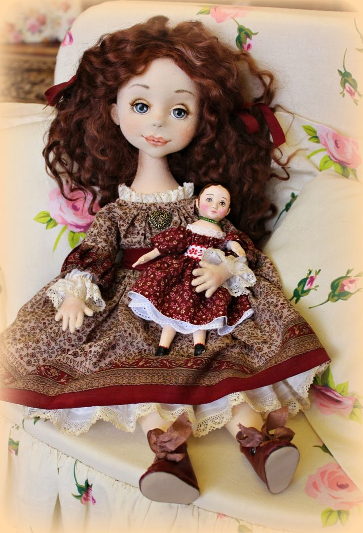 Бель. Куклы от Ольги Ким: куклы