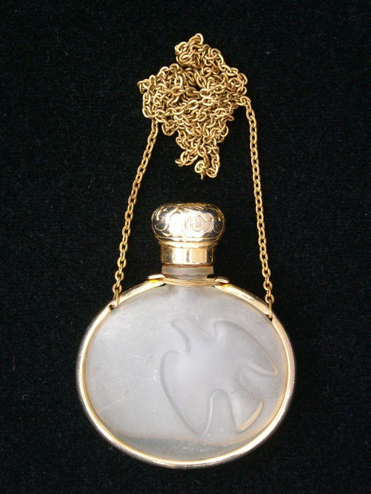 Fresh 252 best perfume bottle jewelry images on Pinterest   Vintage  CF84