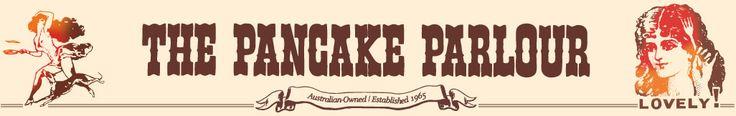 Pancake Parlour, Lovely Pancakes, Lovely Lady, Lovely! ~ #Pancake