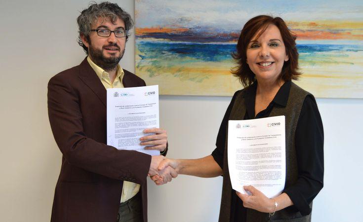 El Consejo de Transparencia y Civio colaborarán para difundir el derecho a acceder a la información pública