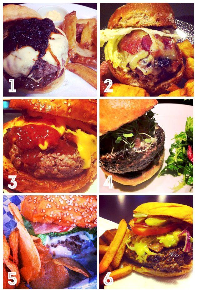 Listamos os melhores hambúrgueres da cidade - eles já não são mais tão raros -, mas como toda lista, esta tem espaço pra você também avaliar.