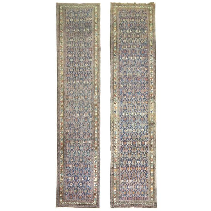 Persian Rugs Wellington: Pair Of 1stdibs Wool Persian Runners Tabriz Persian Rugs