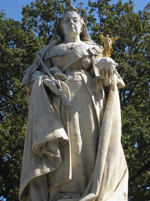 Queen Victoria Statue, Ballarat