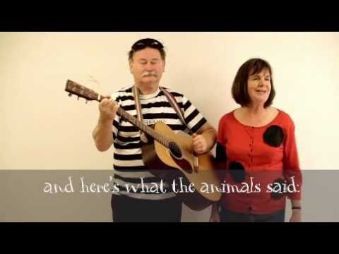 ▶ Julia Donaldson performs The What the Ladybird Heard Song - YouTube