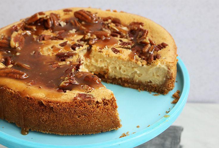 Butter Tart Cheesecake