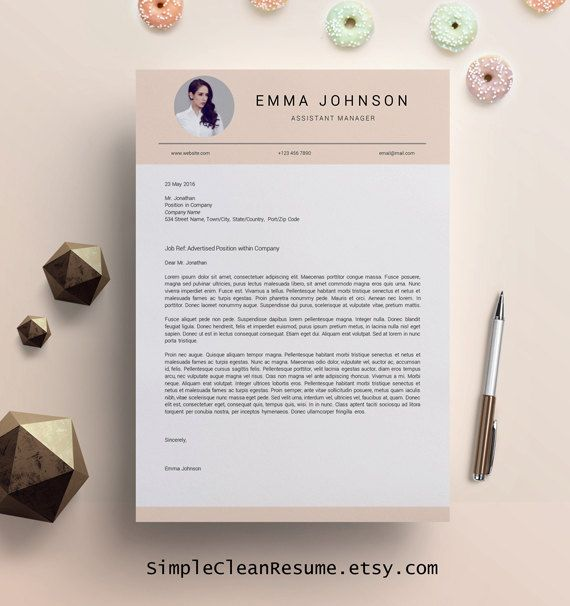 Best 25+ Free resume templates word ideas on Pinterest Cover - free ms word resume templates